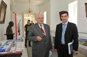 Acad. Haiduc _Mihai Sandru by Lucian Tudose_Agerpres_07_07_2010